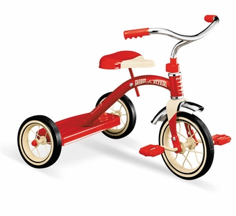 Radio Flyer <br />Classic Red 10