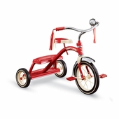 Radio Flyer <br />Classic Red Dual Deck Tricycle