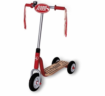Radio Flyer <br />Little Red Scooter
