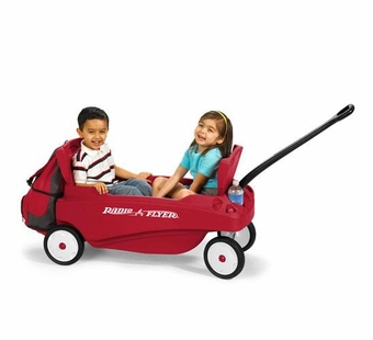 Radio Flyer <br />Outback Wagon