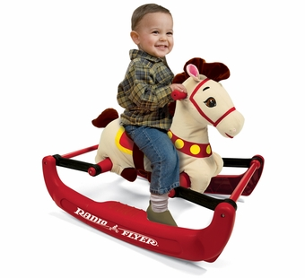 Radio Flyer <br />Soft Rock and Bounce Pony