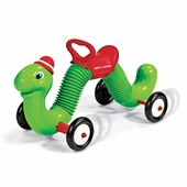 Radio Flyer <br />The Inchworm Ride On