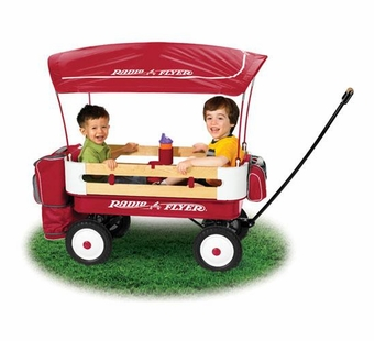 Radio Flyer <br />Ultimate Classic Wagon