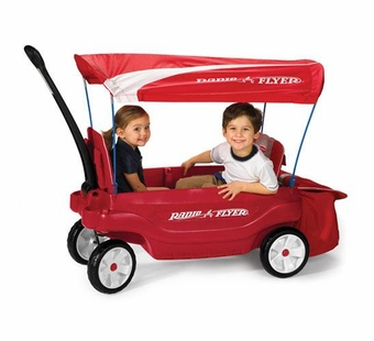 Radio Flyer <br />Ultimate Comfort Wagon