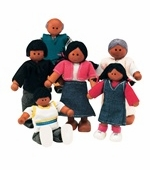 Ryans Room <br />African-American Doll Family