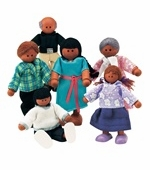 Ryans Room <br />Hispanic-American Doll Family