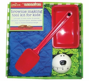 Sassafras Kids <br />Brownie Making Tool Kit