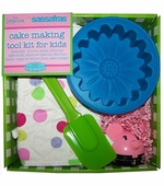 Sassafras Kids <br />Cake Making Tool Kit