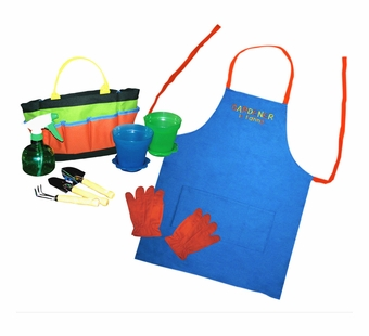 Sassafras Kids <br />Deluxe Gardener in Training Kit