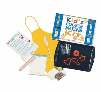 Sassafras Kids <br />Deluxe Kids Cookie Making Kit