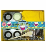 Sassafras Kids <br />Deluxe Kids Cupcake Making Kit