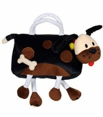Sassafras Kids <br />Fido Doggie Overnight Bag