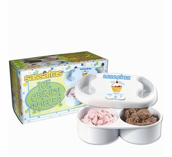 Sassafras Kids <br />Ice Cream Maker