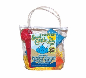 Sassafras Kids <br />Ice Cream Sand Castle Kit