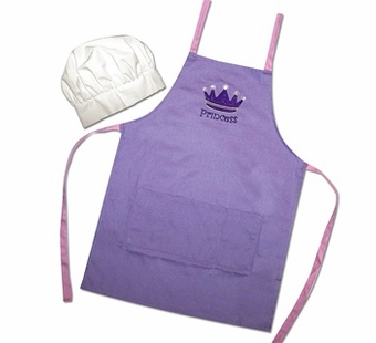 Sassafras Kids <br />Kid's Princess Apron Set