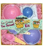 Sassafras Kids <br />Mini Ice Cream Kit