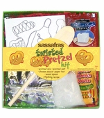 Sassafras Kids <br />Mini Pretzel Making Kit