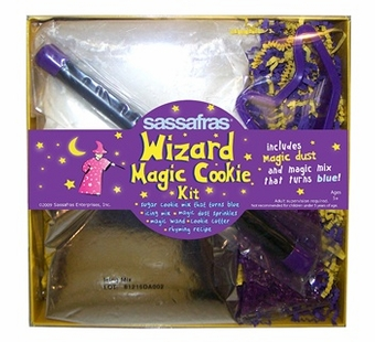 Sassafras Kids <br />Mini Wizard Cookie Baking Kit