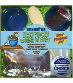 Sassafras Kids <br />Mini Worms in Dirt Pudding Kit