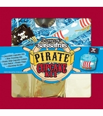 Sassafras Kids <br />Pirate Cupcake Kit