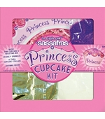 Sassafras Kids <br />Mini Princess Cupcake Kit