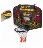 Saturnian <br />Fun Gripper Basketball with Air Pump