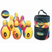 Saturnian <br />Fun Gripper Bowling Set