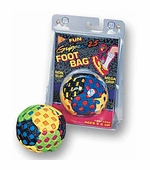 Saturnian <br />Fun Gripper Footbag