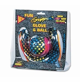 Saturnian <br />Fun Gripper Glove & Ball