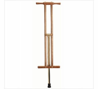 SBI <br />Original Retro Wooden Pogo Stick