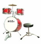 Schoenhut <br />5 Piece Junior Drum Set