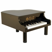 Schoenhut <br />Mini Grand Black Piano 18-key