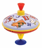 Schylling Toys <br />ABC Humming Tin Top