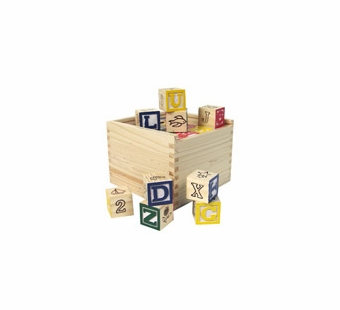 Schylling Toys <br />Alphabet Blocks