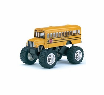 Schylling Toys <br />Die Cast Big Wheel School Bus