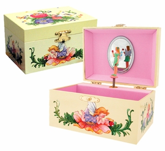 Schylling Toys <br />Fairytale Jewelry Box