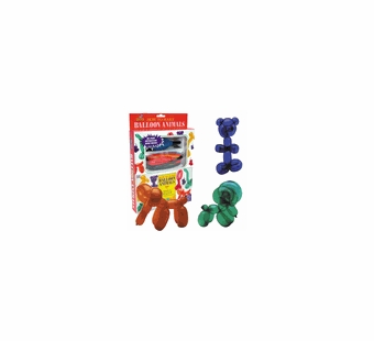 Schylling Toys <br />How to Make Animal Balloons Kit