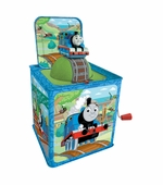 Schylling Toys <br />Jack In The Box Thomas the Tank
