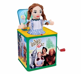 Schylling Toys <br />Jack In The Box Wizard Of Oz