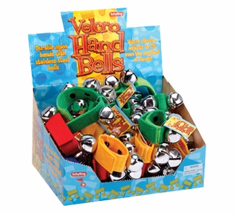 Schylling Toys <br />Jingle Bells with Velcro