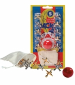 Schylling Toys <br />Metal Jacks & Ball Game
