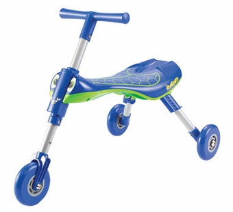 Schylling Toys <br />Ride On Scuttle Bug in Blue