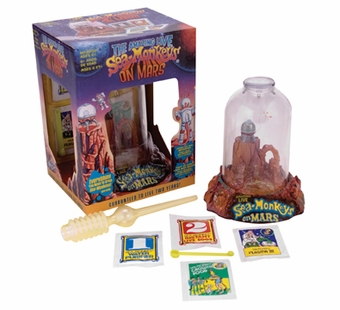 Schylling Toys <br />Sea Monkeys On Mars