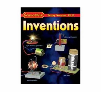 ScienceWiz <br />Electrowiz Inventions Science Kit