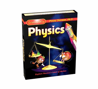 ScienceWiz <br />Physics Science Kit