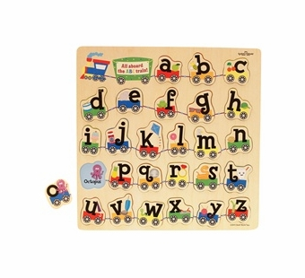 Small World Toys <br />Chunky ABC Puzzle