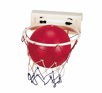 Small World Toys <br />Gertie Ball with Hoop for Basketball
