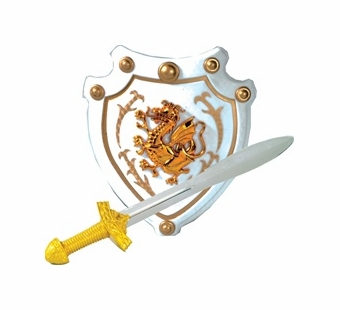 Small World Toys <br />Gladiator Dueling Set