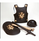 Small World Toys <br />Gladiator Set Black