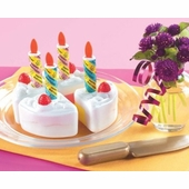 Small World Toys <br />Happy Birthday Cake Set